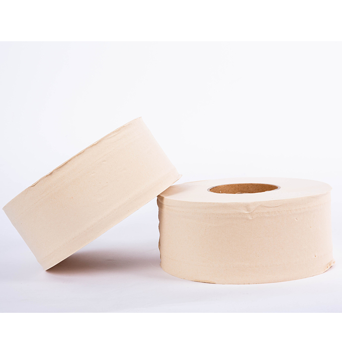 100% Bamboo Pulp Custom Rolling Paper Jumbo Roll Papier toaletowy